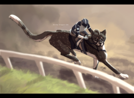 Sudden Turn - Speed Test by Sin-Cats