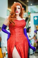 Jessica Rabbit by ArtfulAnarchy