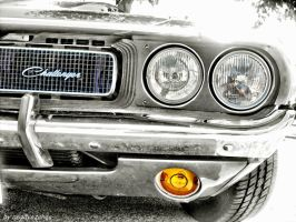 old dodge challenger by anddy24