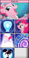 Pinkie Pie, the Faerie Dragon (Pony) - Puck by Dota2Pony