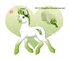 Mojito Ponkey by Honeykitten