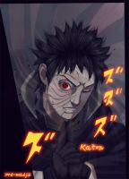 Obito fire technique by Lord-Nadjib