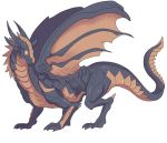 BlackDragon  X1 by ManiacPaint