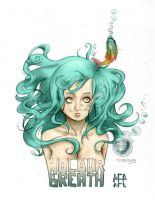Hold ur Breath-Color by aillia