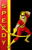 80's Speedy DC Y.B. Series by Thuddleston