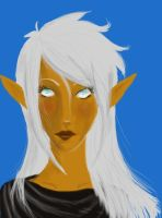 Just an elf by Syene