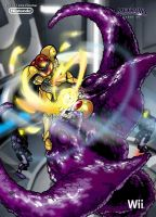 Metroid - Other M by Joelchan