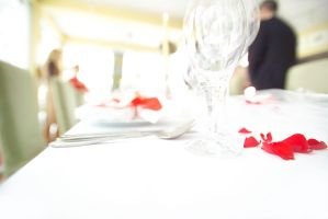 before wedding dinner by PS-D