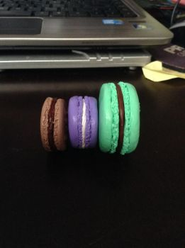 French Macarons by on-repeat