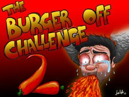 The Burger Off Challenge 2 by zones-productions