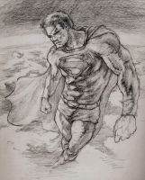 The Super Man by Aranthulas