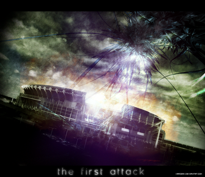 The First Attack by xRazerx