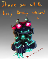 Thank you so much by DeceptiBonk