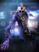 Unlimited Power (Mass Effect) by SallibyG-Ray