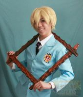OHSHC: Outta The Picture Frame by PockyCosplays