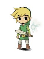 Toon link by sp415