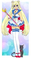Contest: Modern Sailor Moon by Sailor-Serenity