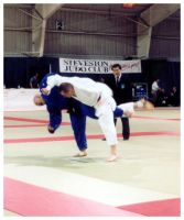 Judo 2 - Justin by BlindedVisions
