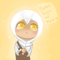 Chibi Altair by JJ-Power