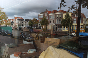 Leiden's view by A-mieke