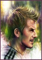 David Beckcham by lshgsk