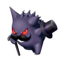Moustachegengar by earlgengar
