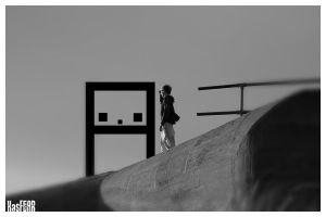 Box Brother on Grenen by KasFEAR