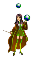 Wizard Student Dress Up 4 by TricksterGames