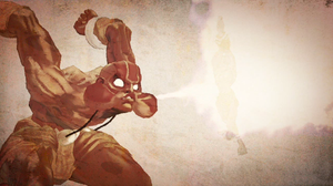 Character - 011 Dhalsim by Rhykross