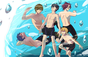 Splash Free! by rikarai