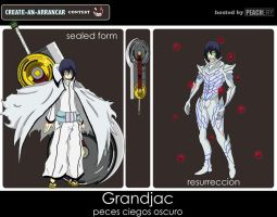Arrancar Grandjac by zombiedustroyer
