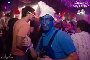 SMURF CLUBBING by peoplegrapher