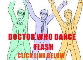 Doctor Who Dance FLASH by dangerpro