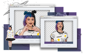 Pack png 1058 // Melanie Martinez. by ExoticPngs