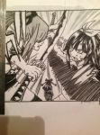 Erza Vs Kagura by PINB242