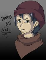 Tunnel Rat -colored- by sabishiita