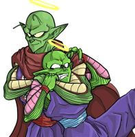 happy belated Piccolo Day by TheBombDiggity666