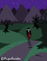 The Loneliness Of Marceline by Augustusalex