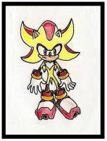 Super Shadow Quick Sketch by funkyjeremi