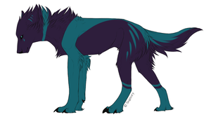Canine adopt 5 [TAKEN] by Redbell9