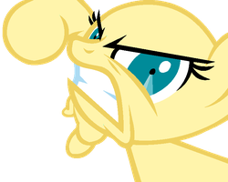 MLP Base: I HATE YOUR BUCKING FACE by Iies
