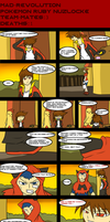 Pokemon Ruby Nuzlocke - 6 by Mad-Revolution