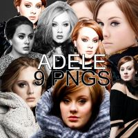 Adele Pack Png 3 by DgssMnstrOfGaga