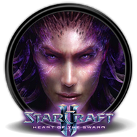 Starcraft 2: Heart of the Swarm - Icon by Blagoicons