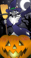 Happy Halloween! by Hayakain
