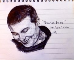 Frank Iero 1 by Believer-of-Dreams