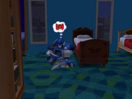 Sims: The Diary of Soundwave by Sanguijuela