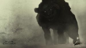 Shadows of the Colossus - PS3 by Nonalizhus
