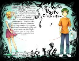 Pacto Clandestino 1 tapa by MidoriGale