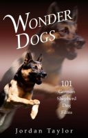 Wonder Dogs - GSD Book Cover by WolfScribe